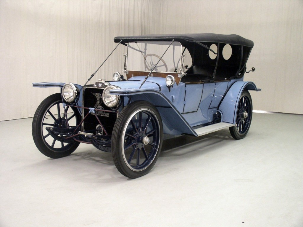 1913 American Underslung Classic Car For Sale | Buy 1913 American Underslung Touring at Hyman LTD