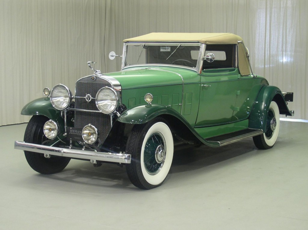 1931 Cadillac Convertible Classic Car For Sale | Buy 1931 Cadillac Convertible at Hyman LTD