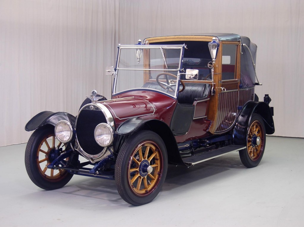 1915 Brewster Classic Car For Sale | Buy 1915 Brewster at Hyman LTD