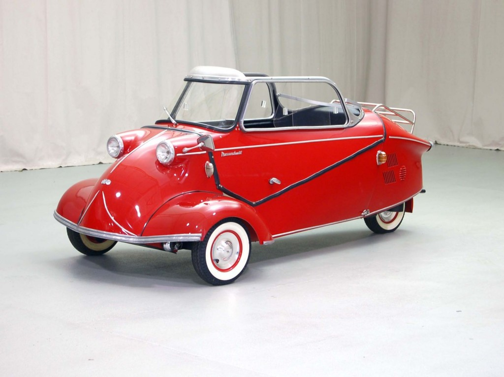 1958 Messerschmitt Classic Car For Sale | Buy 1958 Messerschmitt at Hyman LTD