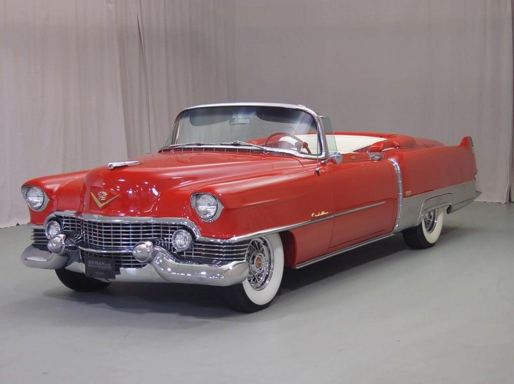 1954 Cadillac Eldorado Classic Car For Sale | Buy 1954 Cadillac Eldorado at Hyman LTD