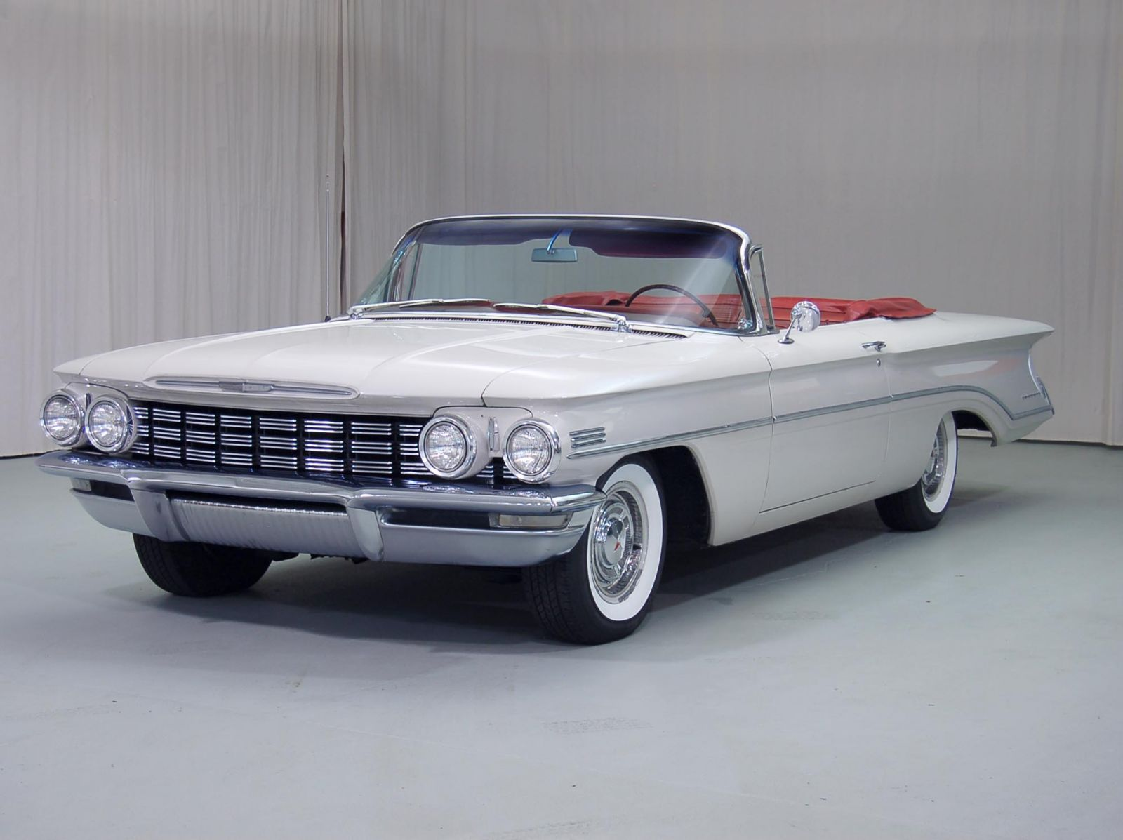 1960 Oldsmobile Dynamic 88 Hyman Ltd Classic Cars