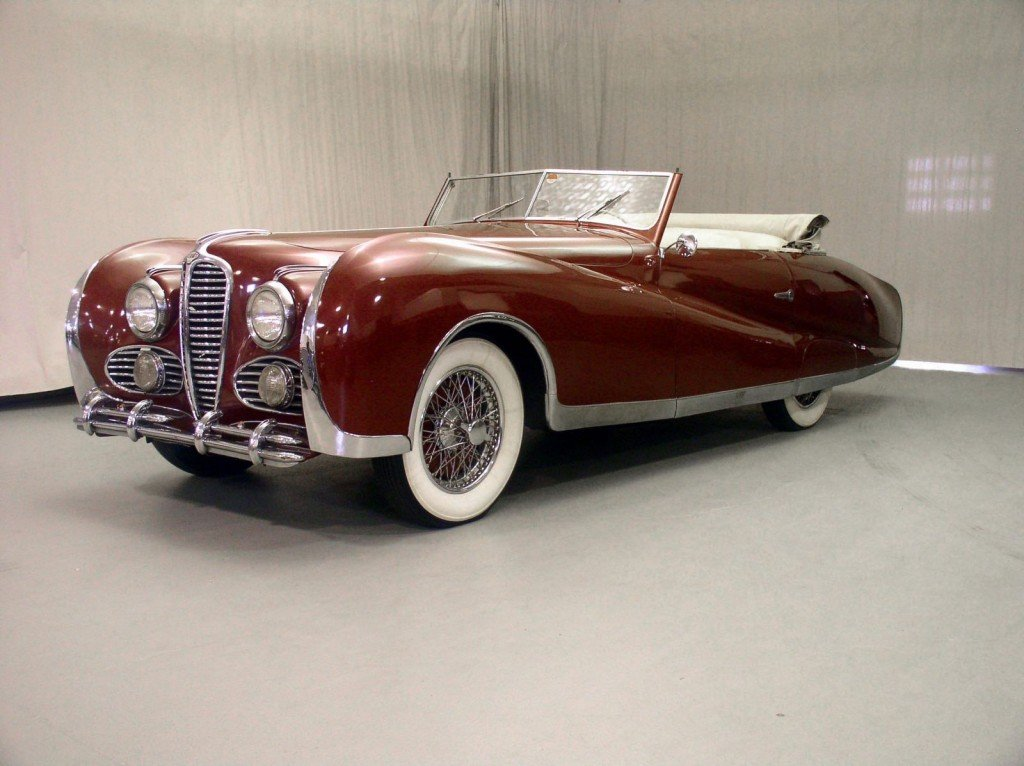 1948 Delahaye Classic Car For Sale | Buy 1948 Delahaye at Hyman LTD