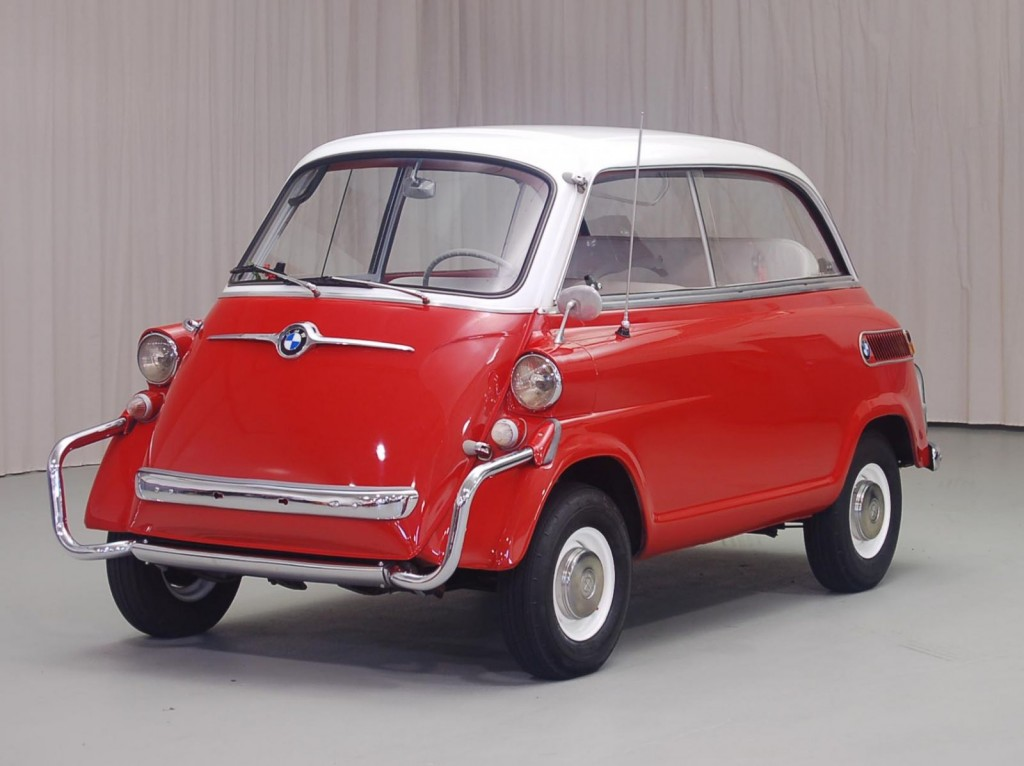 1958 BMW 600 Classic Car For Sale | Buy 1958 BMW 600 at Hyman LTD