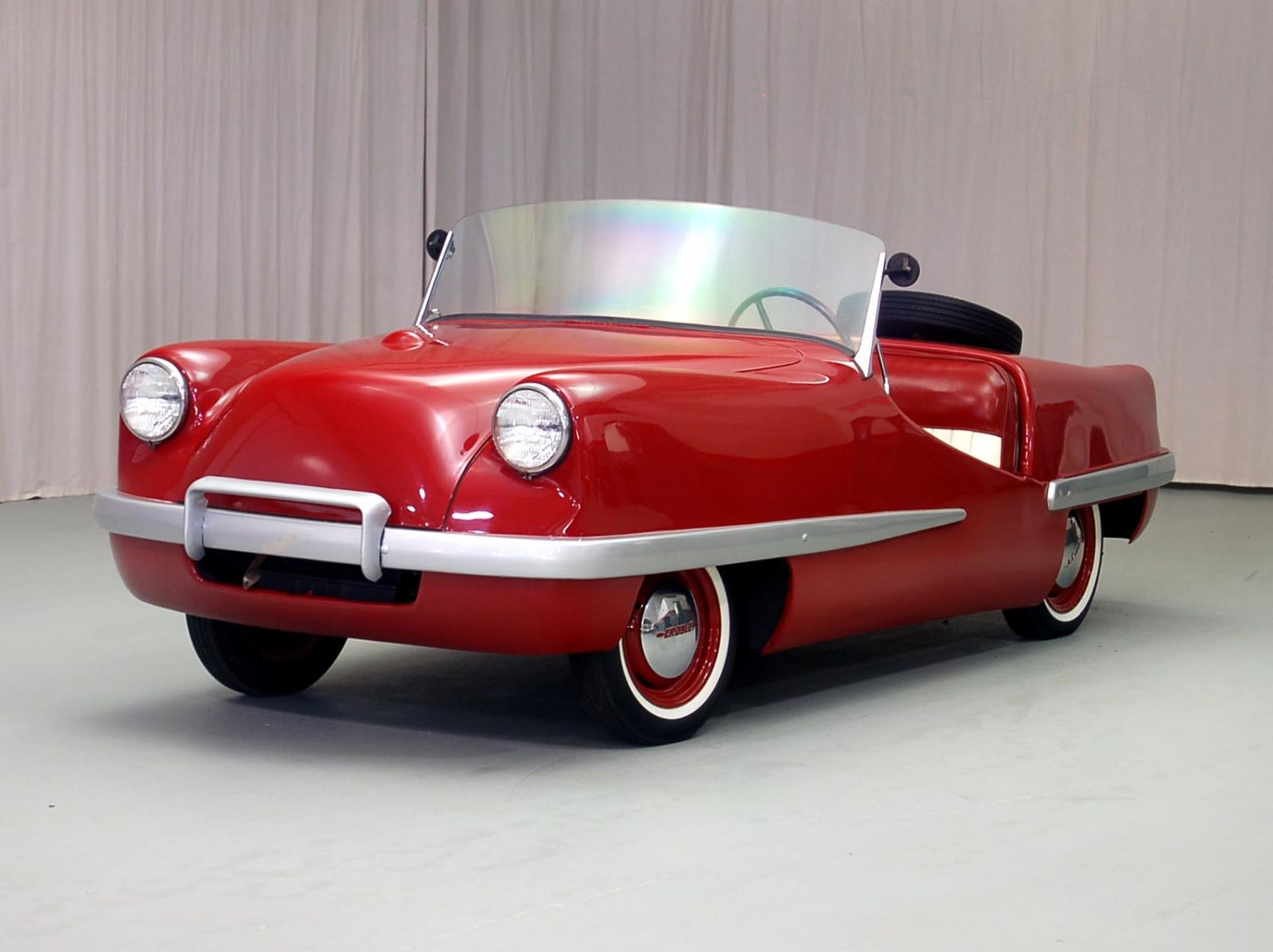 Shipping A Car >> 1952 Crosley Scorpion