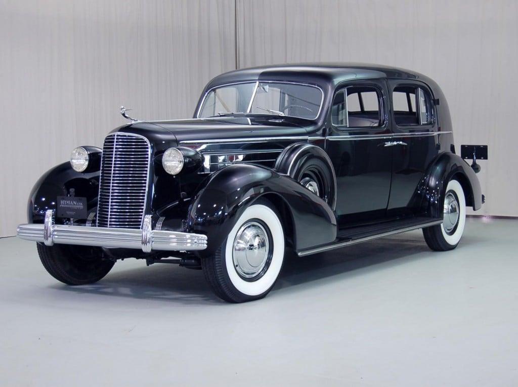 1936 Cadillac 12 Classic Car For Sale | Buy 1936 Cadillac 12 at Hyman LTD