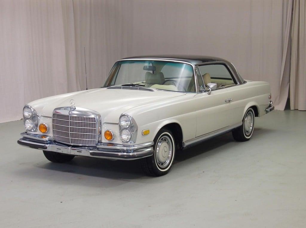 1970 Mercedes-Benz 220SE Classic Car For Sale | Buy 1970 Mercedes-Benz 220SE at Hyman LTD