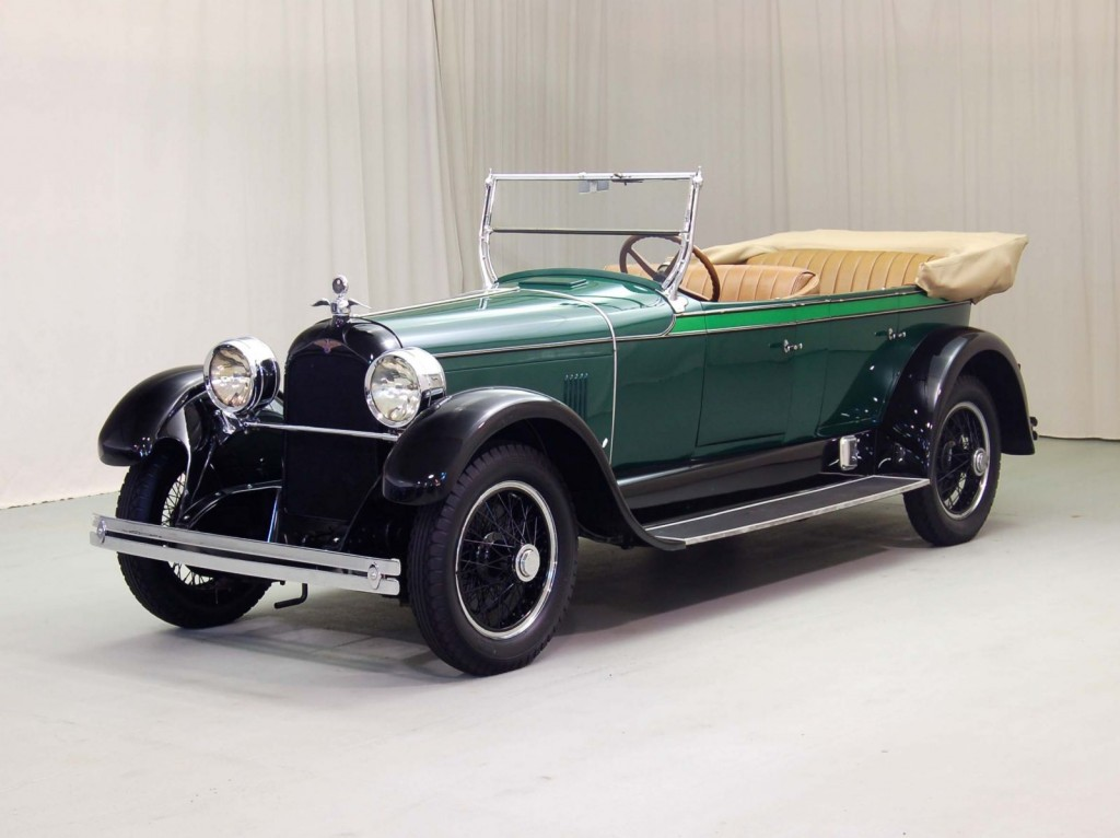1922 Duesenberg Model A Classic Car For Sale | Buy 1922 Duesenberg Model A at Hyman LTD