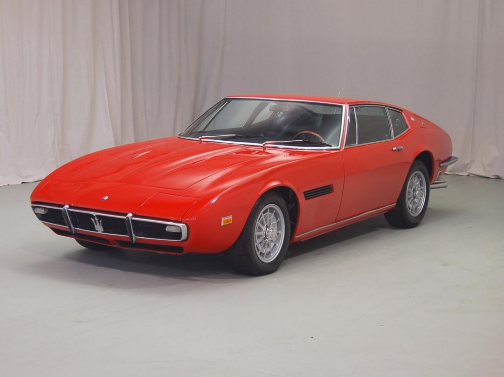 1967 Maserati Ghibli Classic Car For Sale | Buy 1967 Maserati Ghibli at Hyman LTD