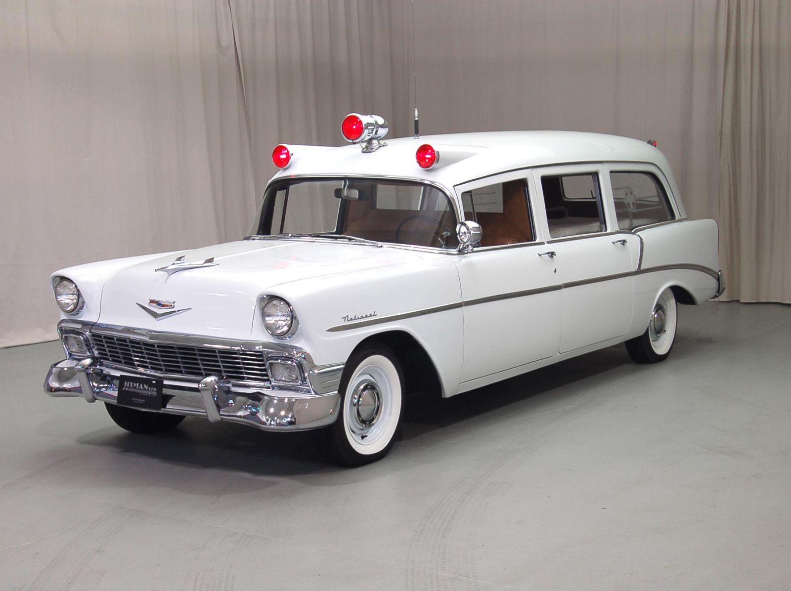 1956 Chevrolet Ambulance | Hyman Ltd. Classic Cars