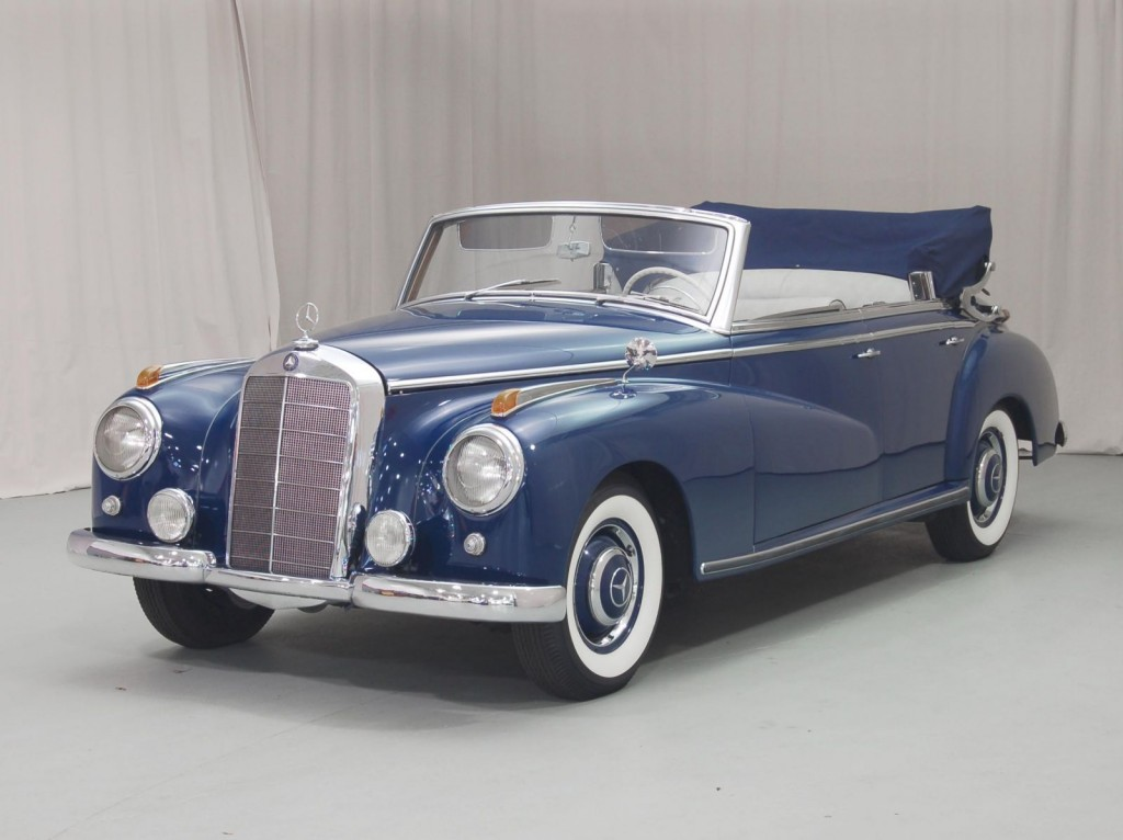 1953 Mercedes-Benz 300D Classic Car For Sale | Buy 1953 Mercedes-Benz 300D at Hyman LTD
