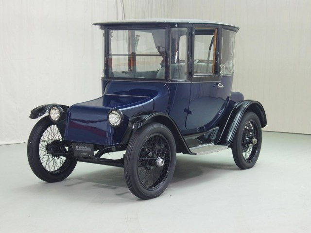 1917 Detroit Electric 68 Classic Car For Sale | Buy 1917 Detroit Electric 68 at Hyman LTD