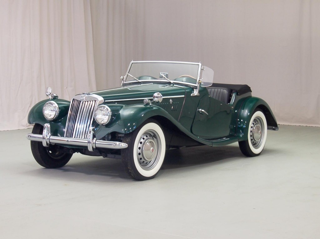 1954 MG TF Classic Car For Sale   Buy 1954 MG TF at Hyman LTD