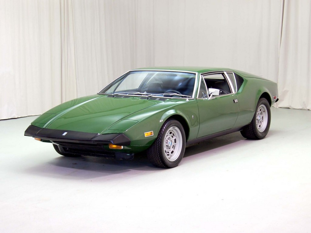 1974 DeTomaso Pantera Classic Car For Sale | Buy 1974 DeTomaso Pantera at Hyman LTD