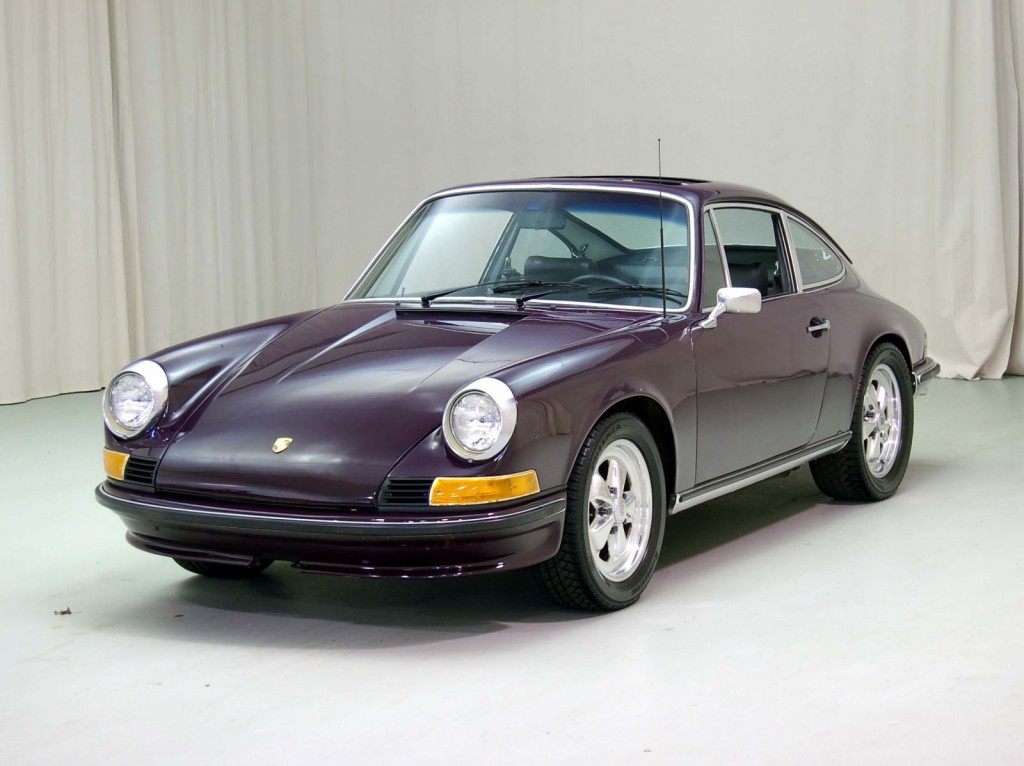 1972 Porsche 911 For Sale | Buy 1972 Porsche 911 | Hyman LTD