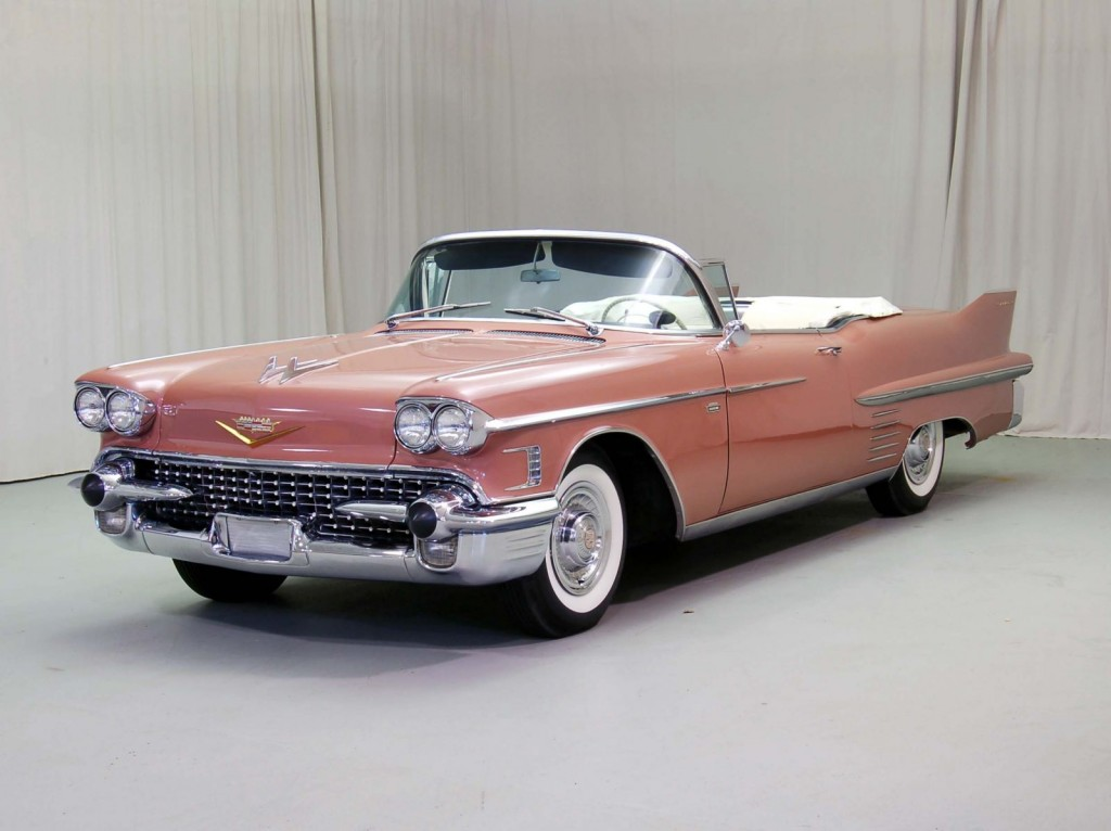 1958 Cadillac Classic Car For Sale | Buy 1958 Cadillac at Hyman LTD