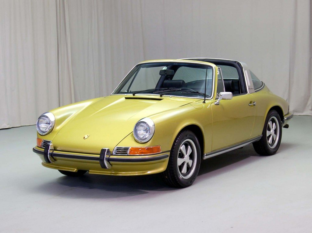 1972 Porsche 911 Targa Classic Car For Sale | Buy 1972 Porsche 911 Targa at Hyman LTD