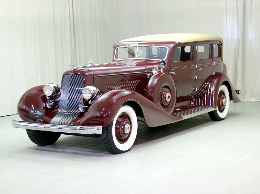 1935 Duesenberg Classic Car For Sale | Buy 1935 Duesenberg at Hyman LTD