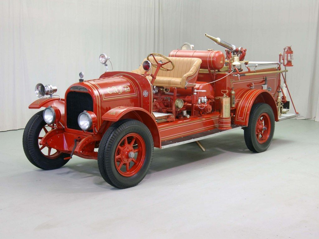 1928 American LaFrance Fire truck Classic Car For Sale | Buy 1928 American LaFrance Fire truck at Hyman LTD