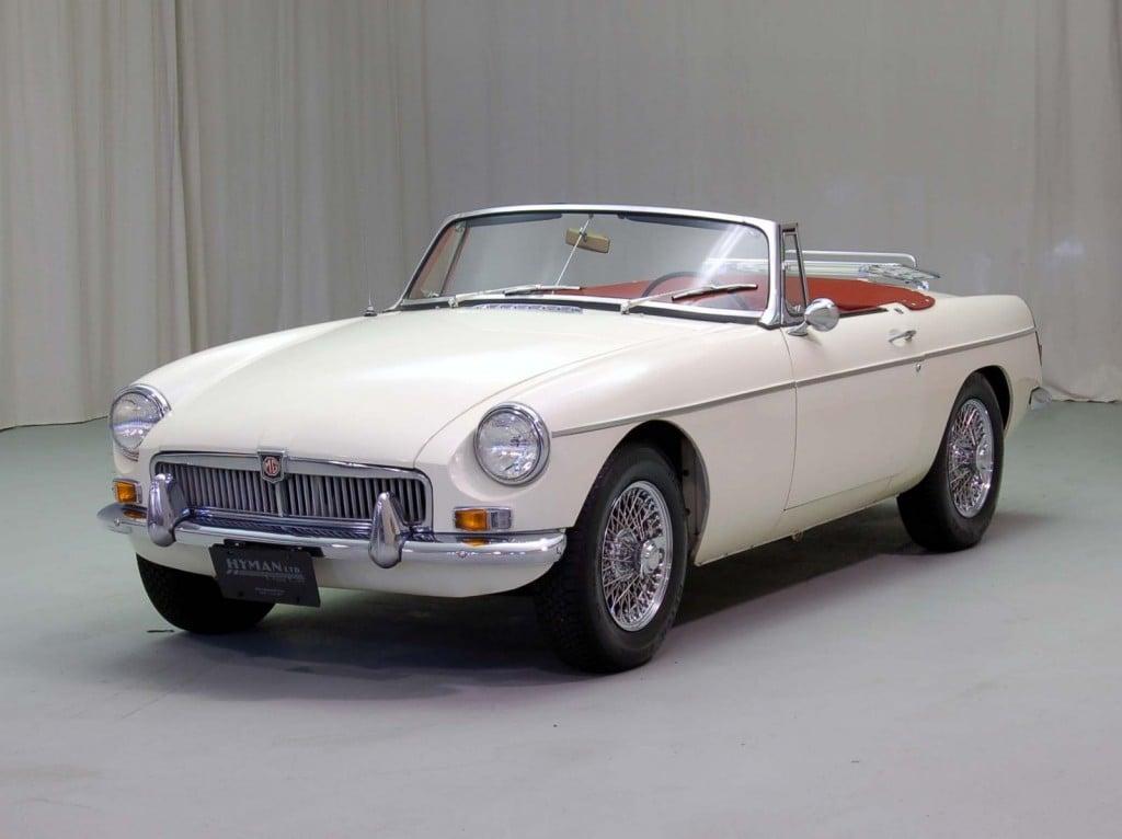 1967 MG B Classic Car For Sale | Buy 1967 MG B Car at Hyman LTD