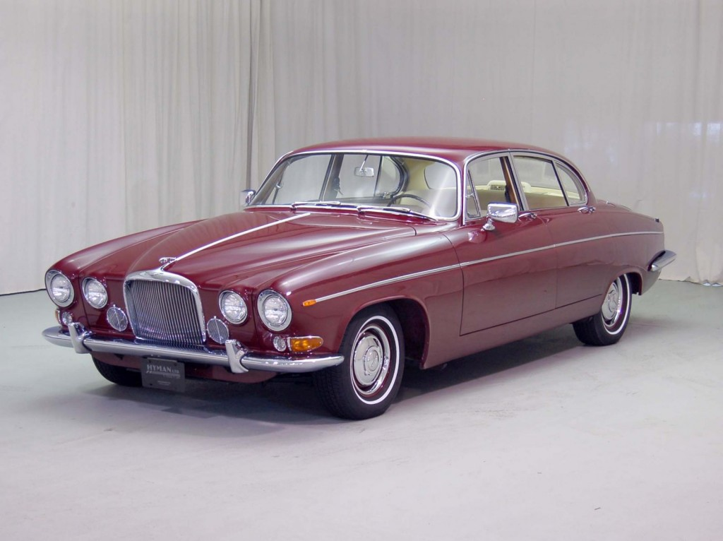 1966 Jaguar MK X Classic Car For Sale | Buy 1966 Jaguar MK X at Hyman LTD