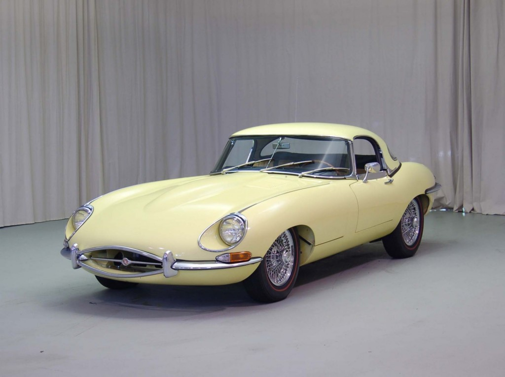 1968 Jaguar XKE Classic Car For Sale | Buy 1968 Jaguar XKE at Hyman LTD