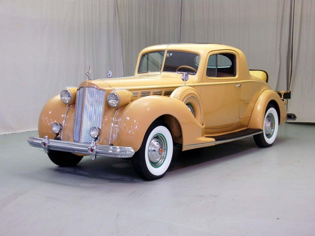 1938 Packard Super 8 Classic Car For Sale | Buy 1938 Packard Super 8 at Hyman LTD