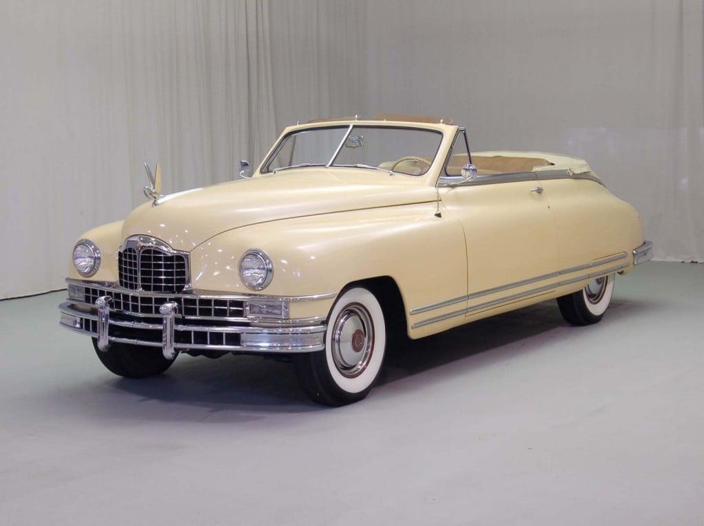 1948 Packard Convertible Classic Car For Sale | Buy 1948 Packard Convertible at Hyman LTD