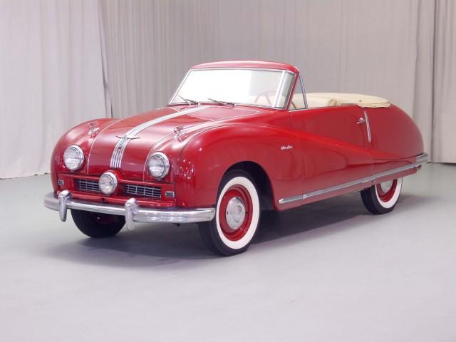 1951 Austin Atlantic Classic Car For Sale | Buy 1951 Austin Atlantic at Hyman LTD