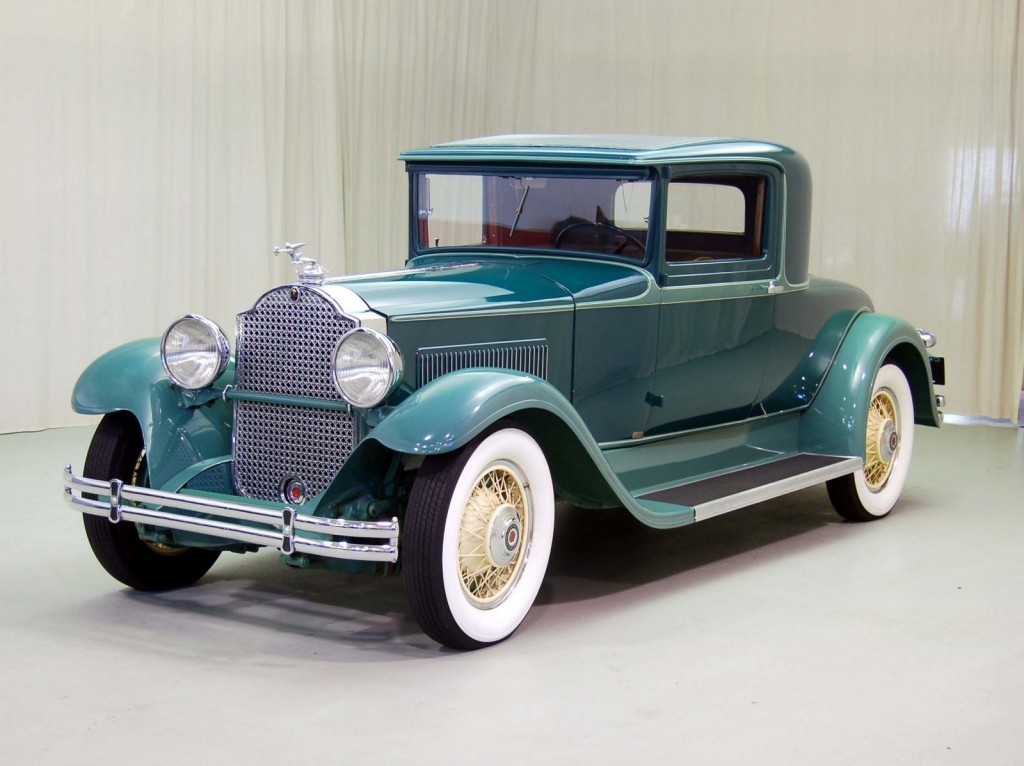 1931 Packard 833 CoupeClassic Car For Sale | Buy 1931 Packard 833 Coupe at Hyman LTD