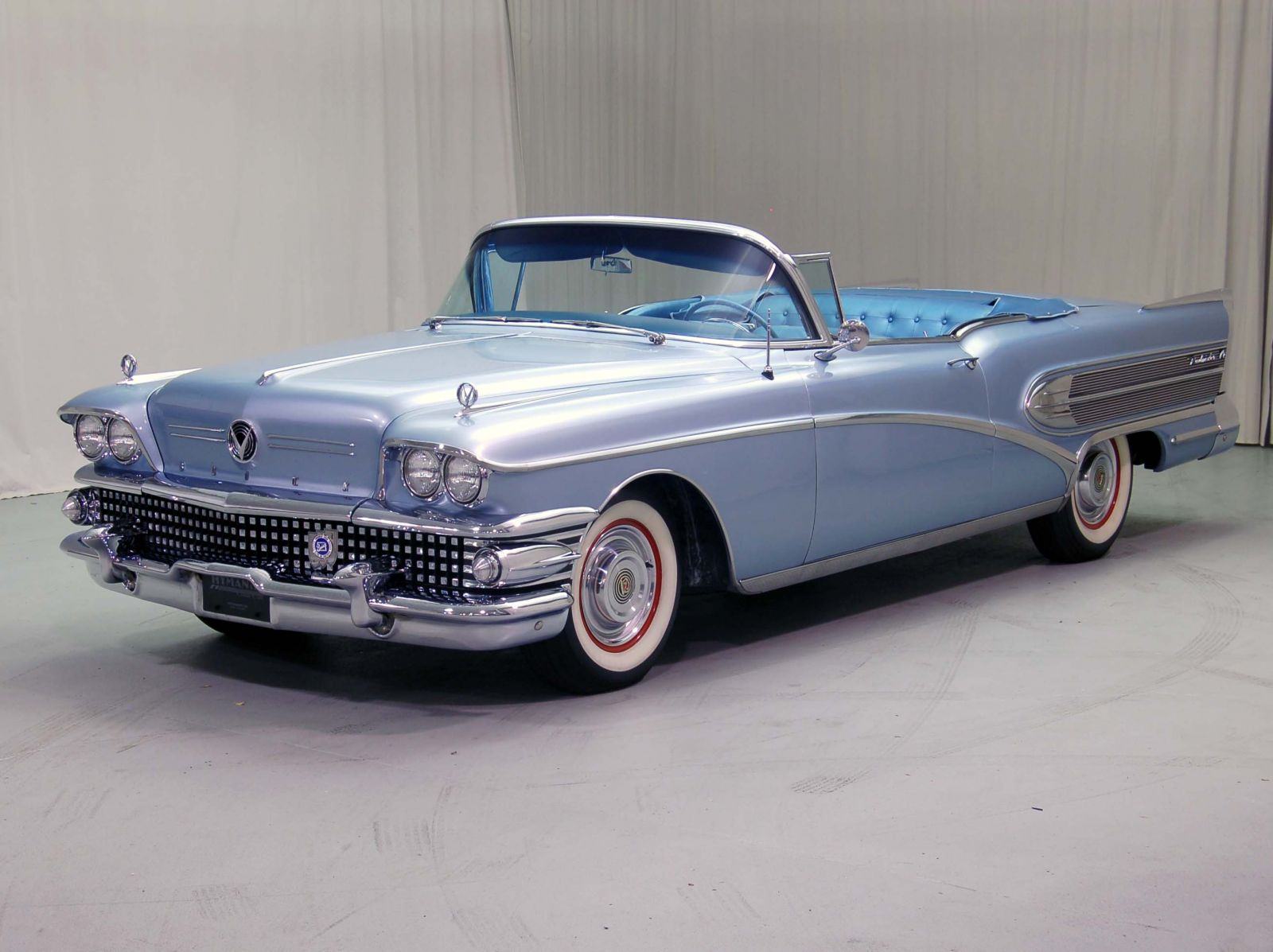 1958 Buick Roadmaster Hyman Ltd Classic Cars