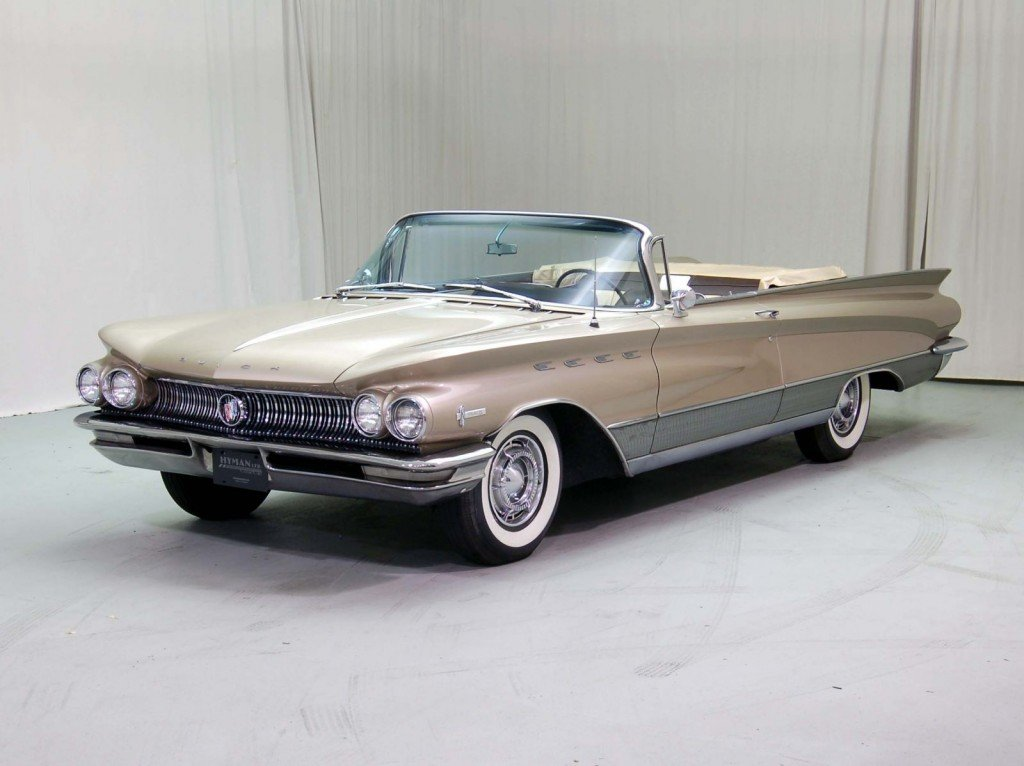 1960 Buick Electra Convertible Classic Car For Sale | Buy 1960 Buick Electra Convertible at Hyman LTD