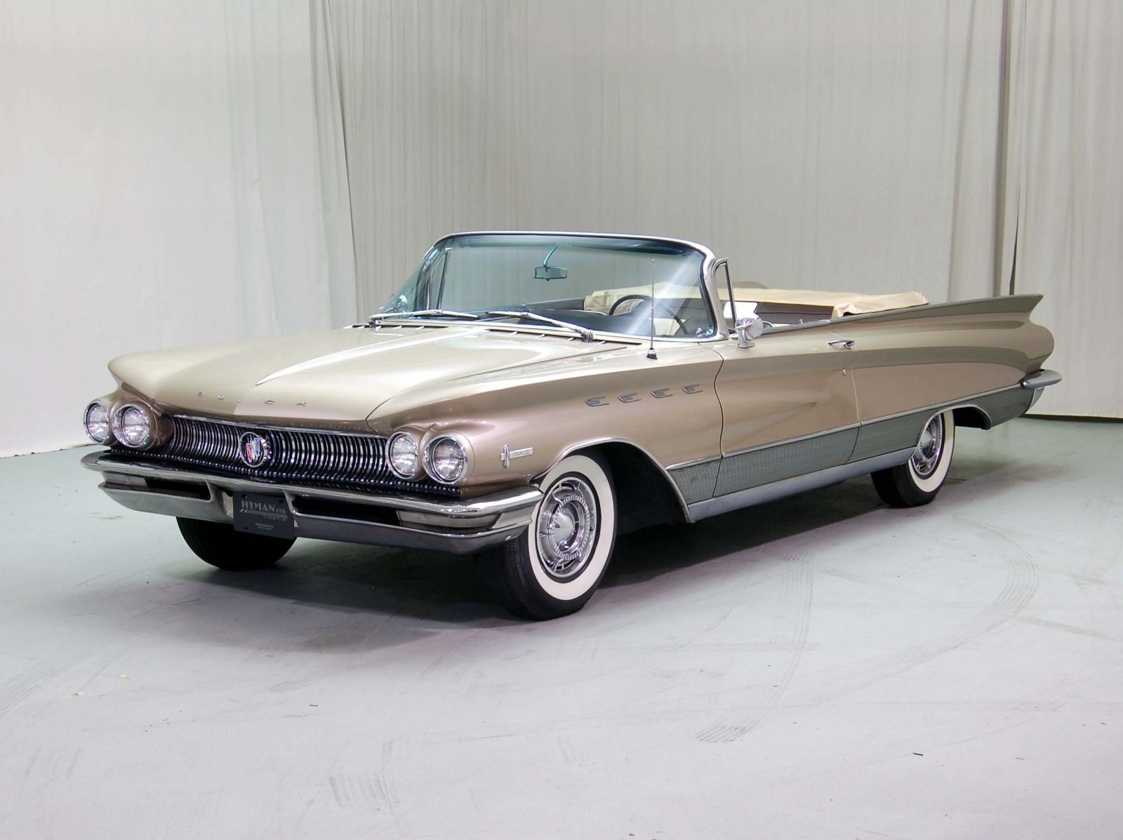 1960 Buick Electra Convertible Classic Car For Sale   Buy 1960 Buick Electra Convertible at Hyman LTD