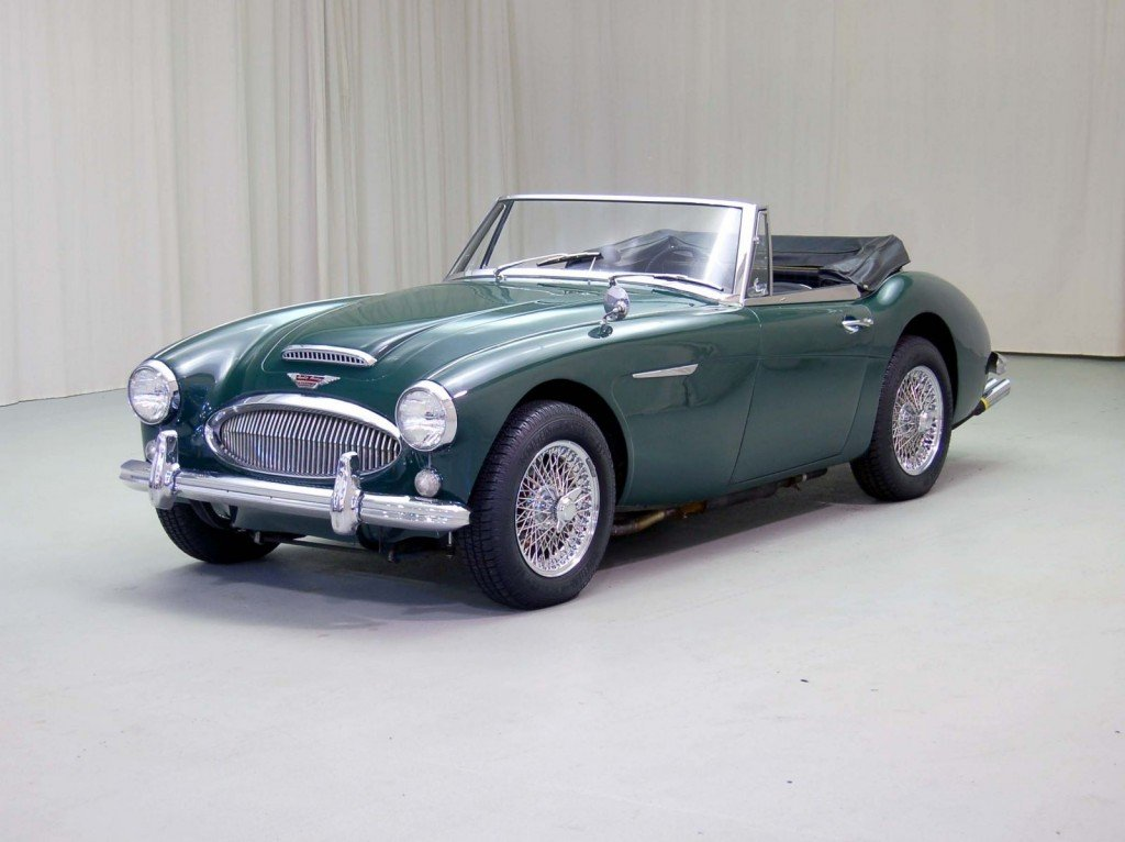 1965 Austin Healey BJ8 Classic Car For Sale | Buy 1965 Austin Healey BJ8 at Hyman LTD