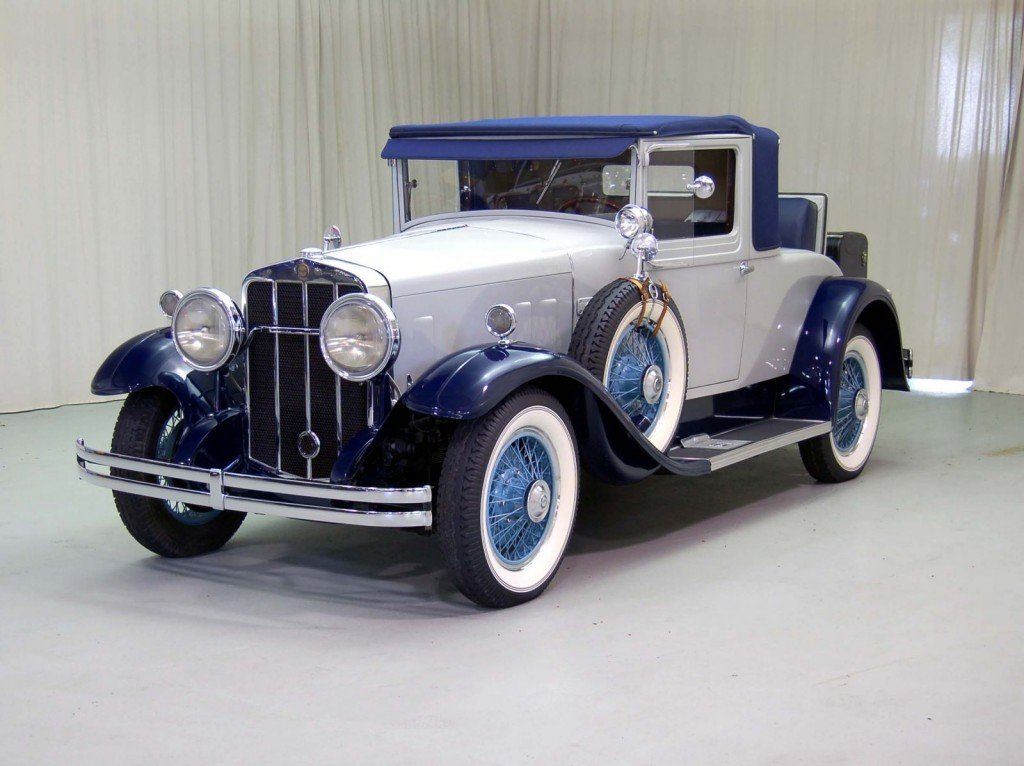 1929 Franklin Model 135 Classic Car For Sale | Buy 1929 Franklin Model 135 at Hyman LTD