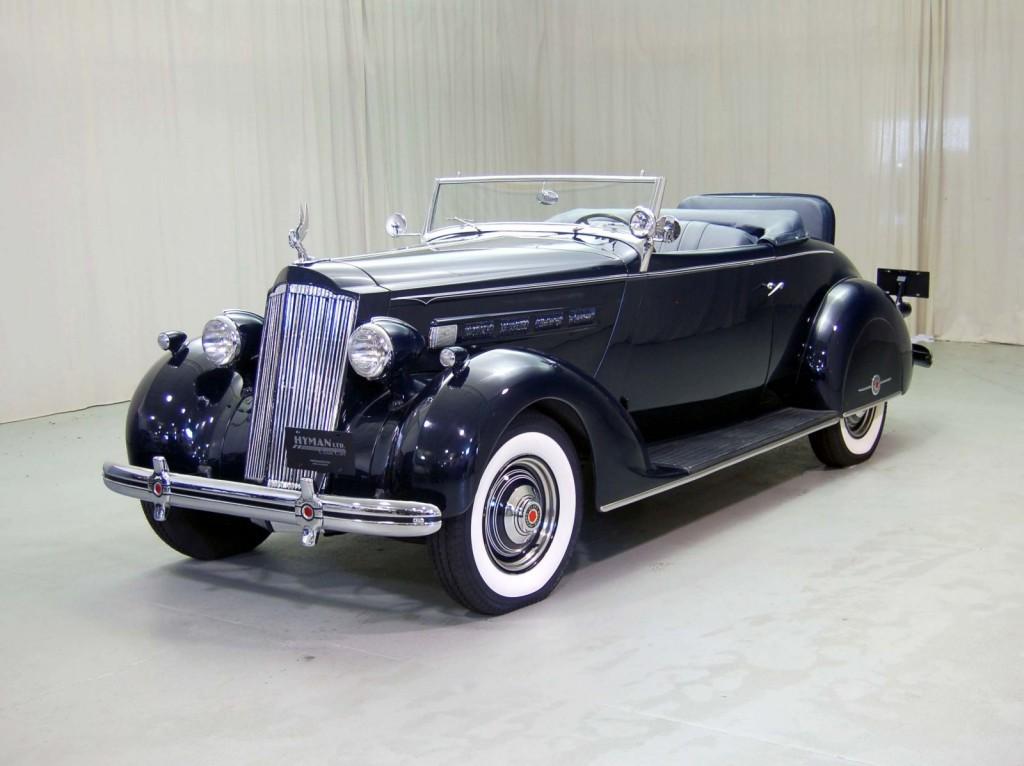 1936 Packard 120 Classic Car For Sale | Buy 1936 Packard 120 at Hyman LTD