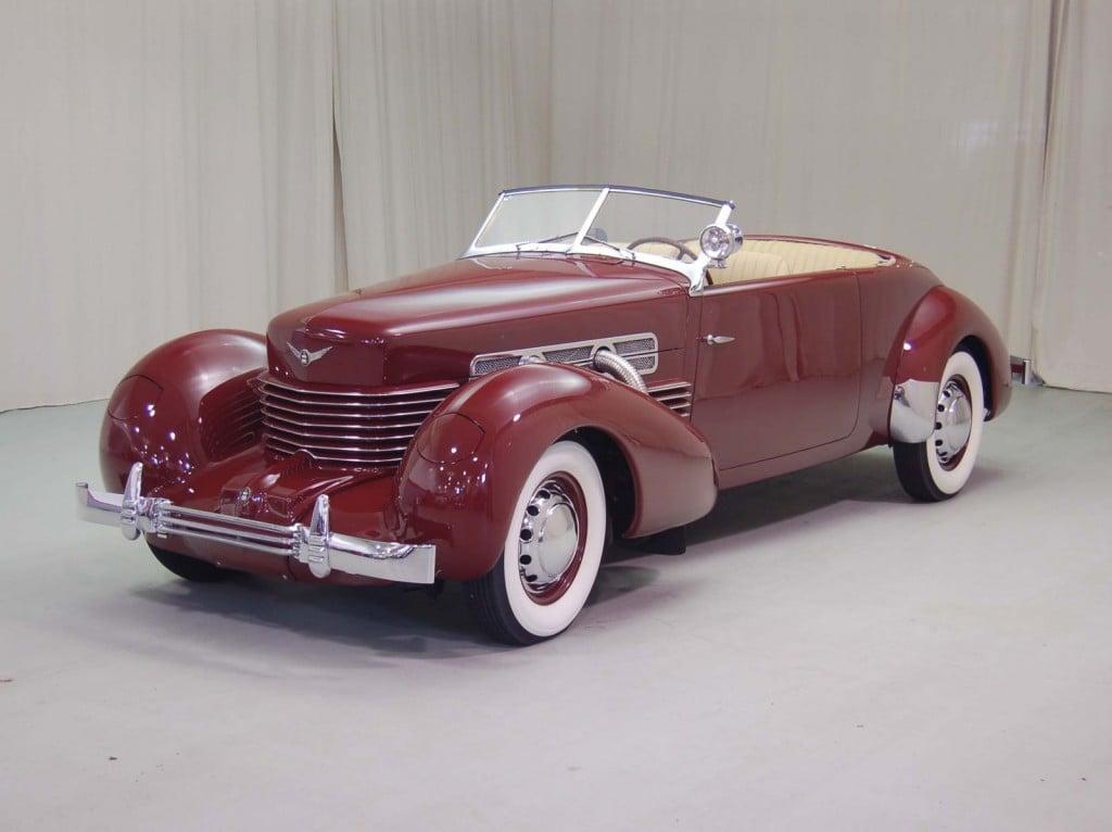 1937 Cord 812 Phaeton Classic Car For Sale | Buy 1937 Cord 812 Phaeton at Hyman LTD