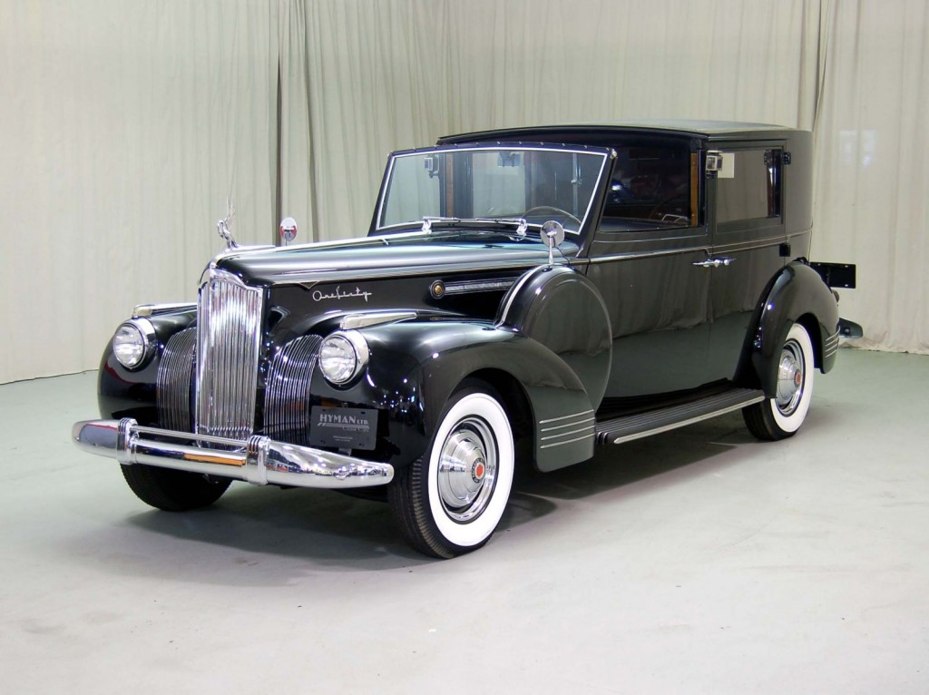 1941 Packard Limousine Classic Car For Sale | Buy 1941 Packard Limousine at Hyman LTD