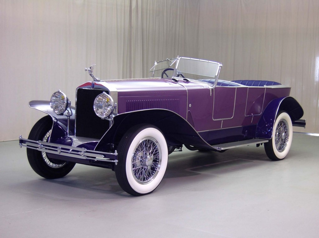 1927 Isotta Fraschini Tipo 8 Sala Torpedo Phaeton Classic Car For Sale | Buy 1927 Isotta Fraschini Tipo 8 Sala Torpedo Phaeton at Hyman LTD