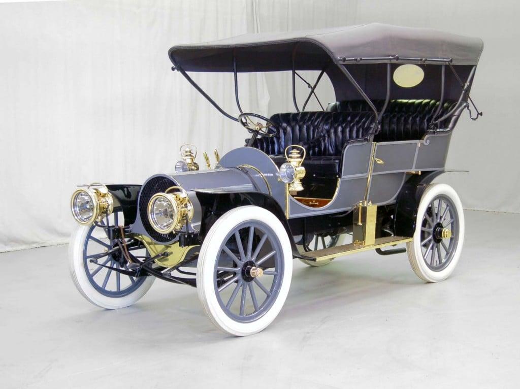 1907 Franklin Model D Classic Car For Sale | Buy 1907 Franklin Model D at Hyman LTD