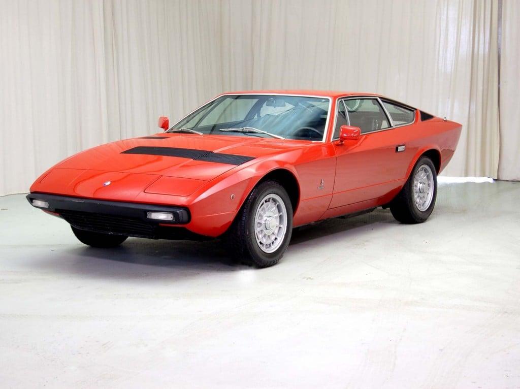 1975 Maserati Khamsin Classic Car For Sale | Buy 1975 Maserati Khamsin at Hyman LTD
