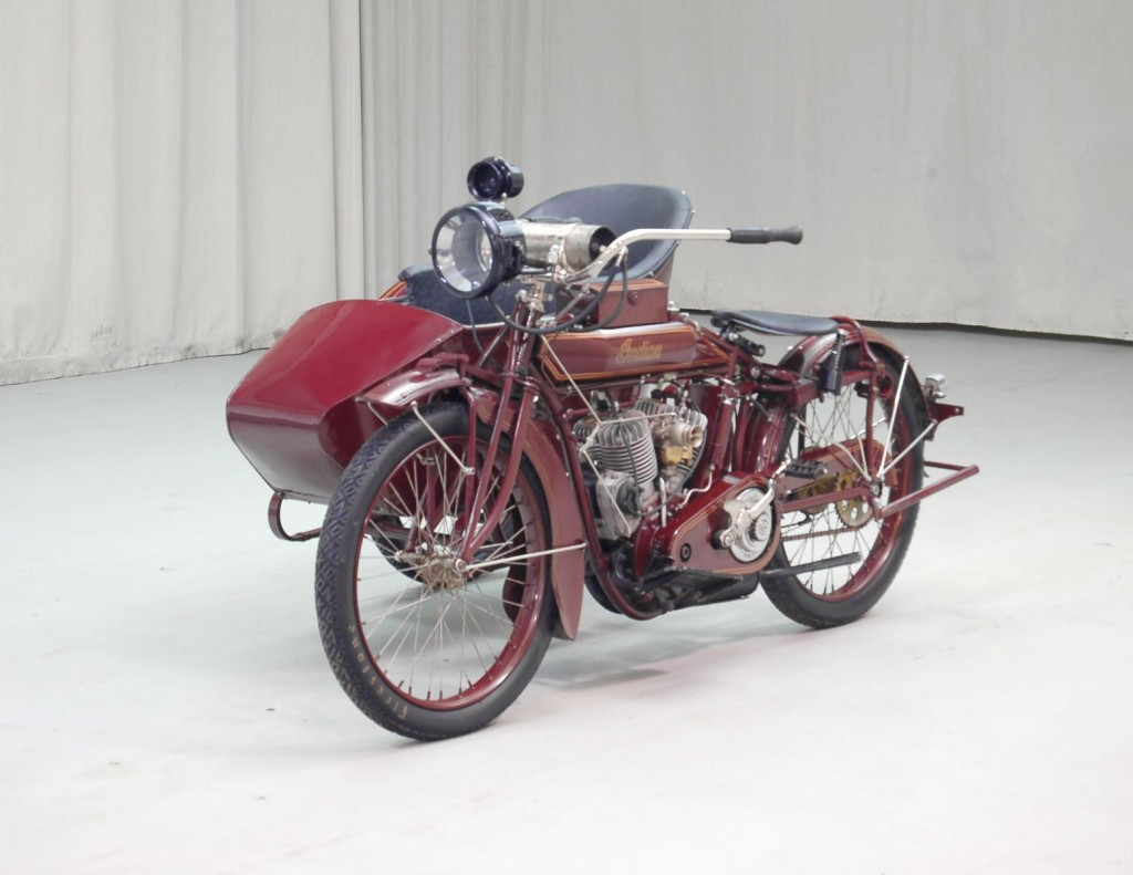 1915 Indian Motorcycle Classic Car For Sale | Buy 1915 Indian Motorcycle at Hyman LTD