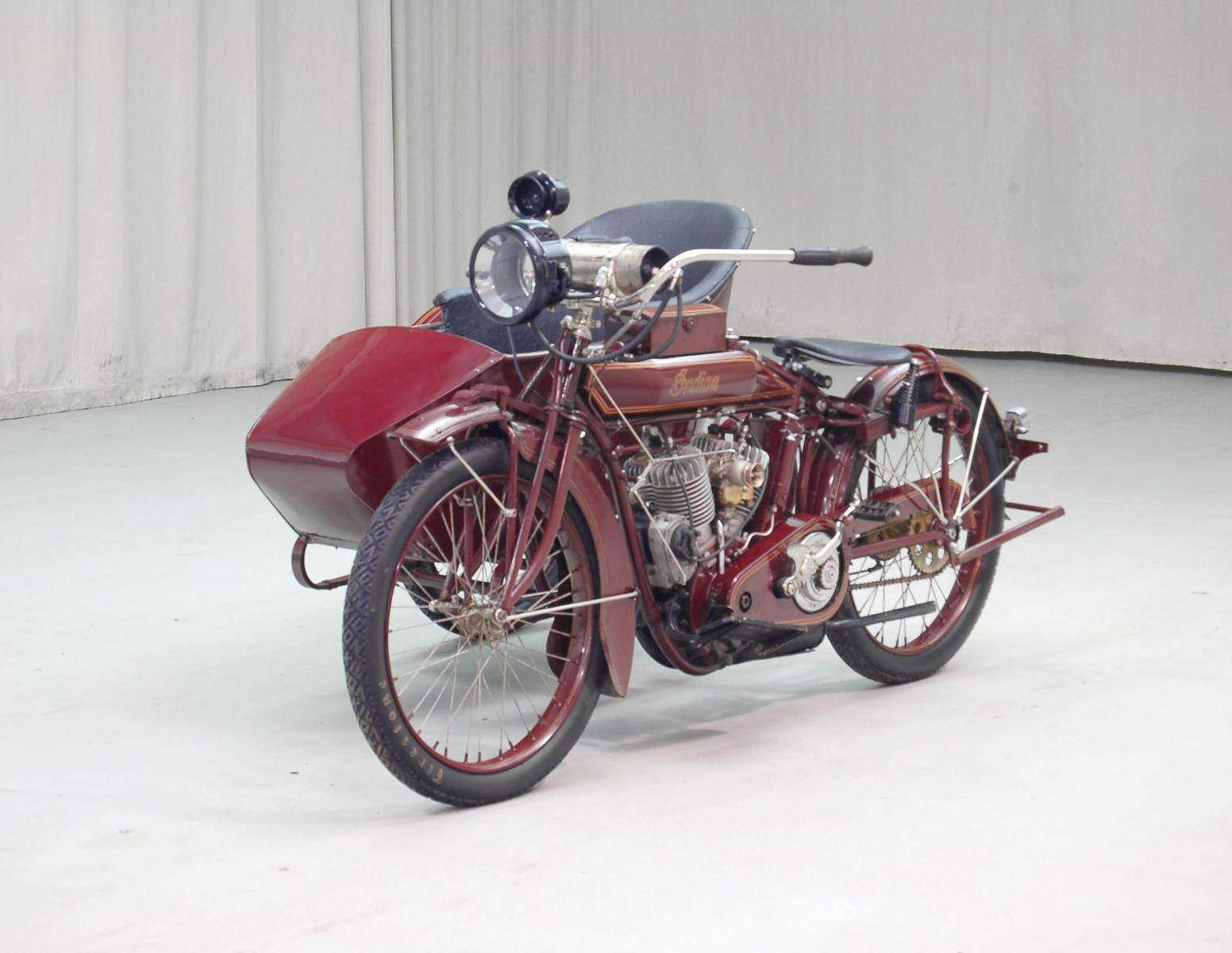 1915 Indian Motorcycle | Hyman Ltd