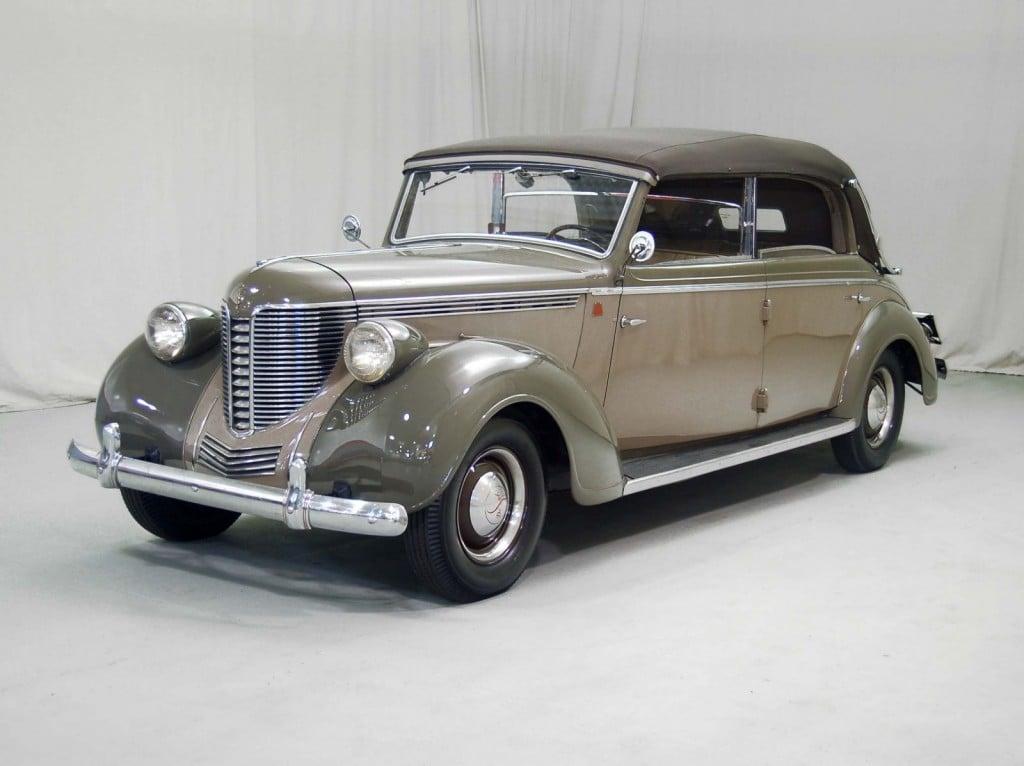 1937 DeSoto S5 Classic Car For Sale | Buy 1937 DeSoto S5 at Hyman LTD