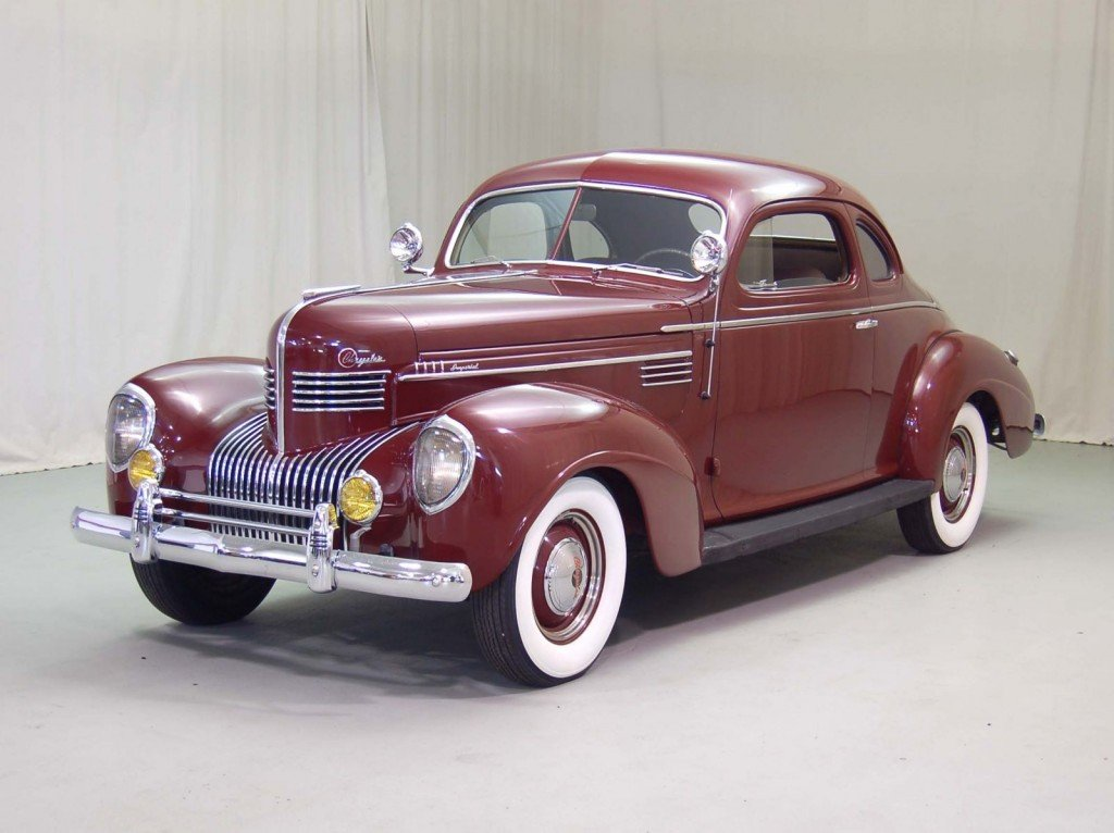 1939 Chrysler Imperial Classic Car For Sale | Buy 1939 Chrysler Imperial at Hyman LTD