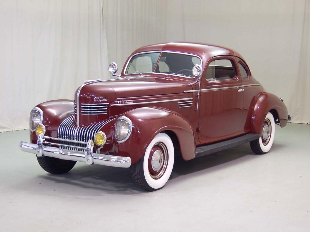 1939 Chrysler Imperial Classic Car For Sale | Buy 1939 Chrysler Imperial at Hyman LTD