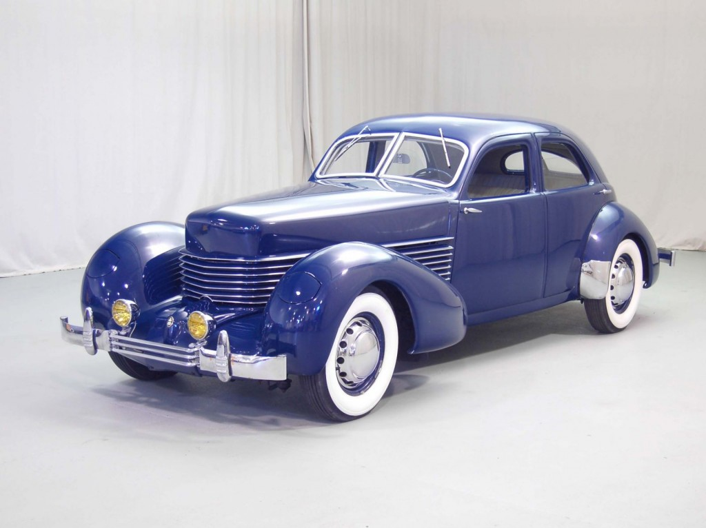 1936 Cord 812 Beverly Classic Car For Sale | Buy 1936 Cord 812 Beverly at Hyman LTD