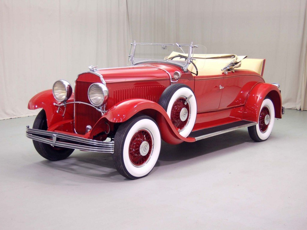 1929 Chrysler Imperial Roadster Classic Car For Sale | Buy 1929 Chrysler Imperial Roadster at Hyman LTD