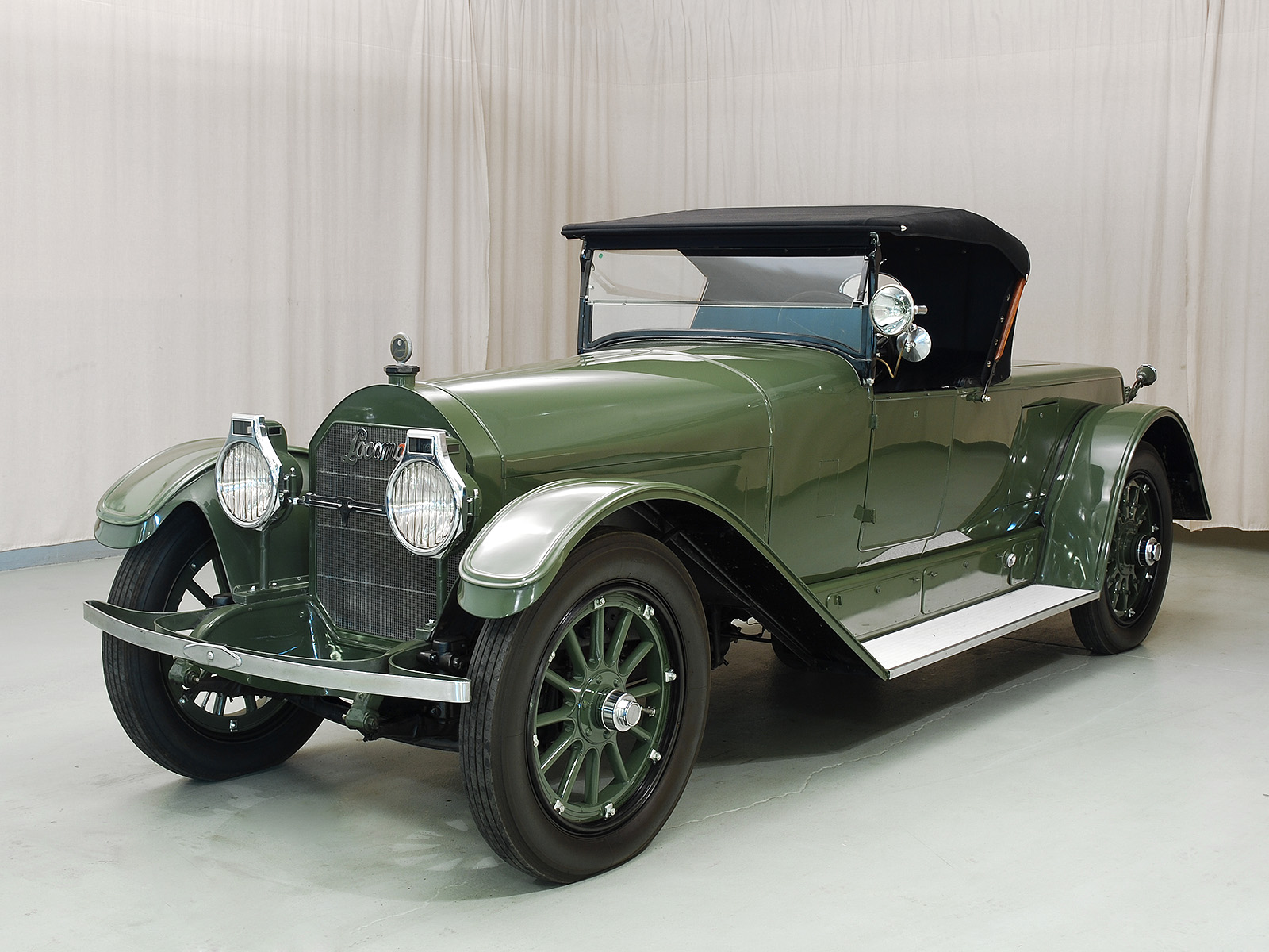 1919 Locomobile Model 48 Roadster | Hyman Ltd. Classic Cars