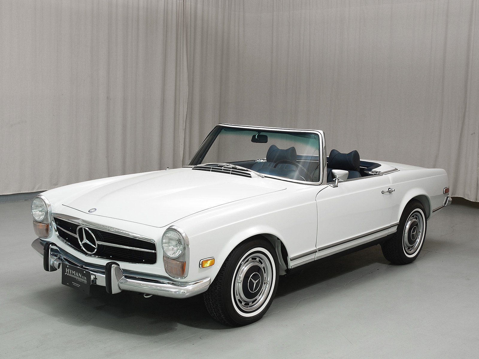 1970 Mercedes-Benz 280SL Convertible | Hyman Ltd.